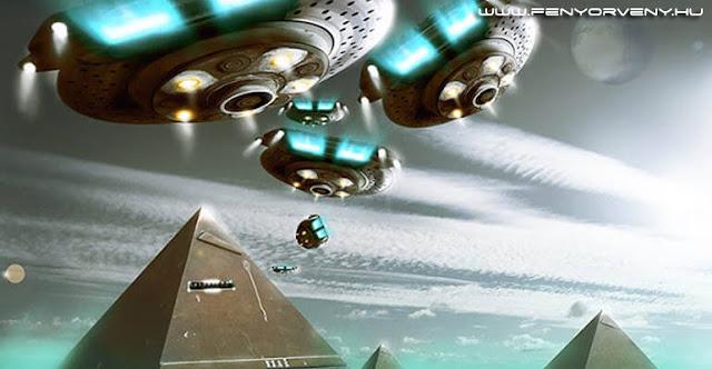 UFO-k a múltban