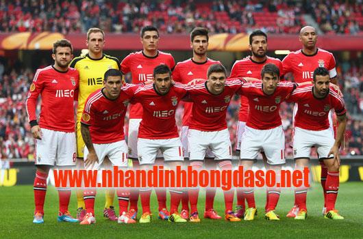 Benfica vs Eintracht Frankfurt 2h00 ngày 12/4 www.nhandinhbongdaso.net