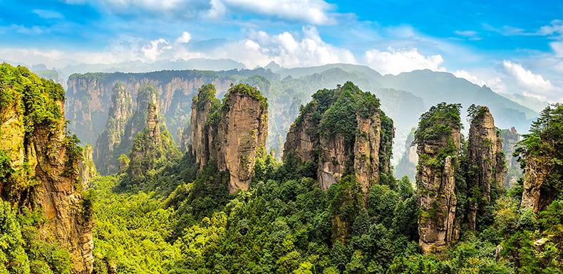 Китай природа фото