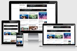 Download Template KompiFlexible Redesign Terbaru Simple dan Sederhana
