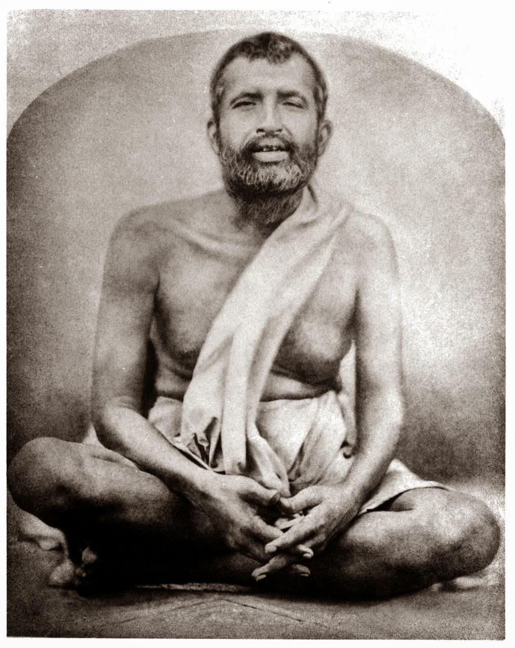 Ramakrishna Paramahamsa of Dakshineswar