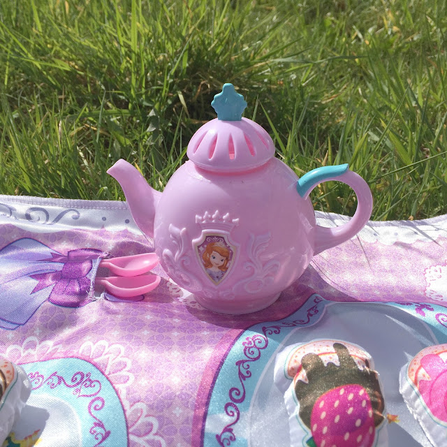 Sofia The First Tea Set Teapot