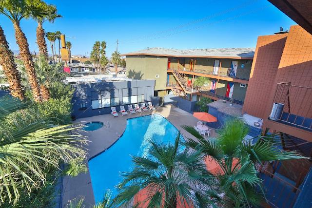 Las Vegas Hostel em Las Vegas