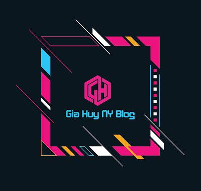 PSD LOGO CỰC CHẤT 2018 - GIA HUY NY BLOG