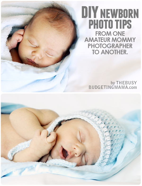 diy newborn baby photo ideas - DIY Newborn Tips From one Amateur to Another At