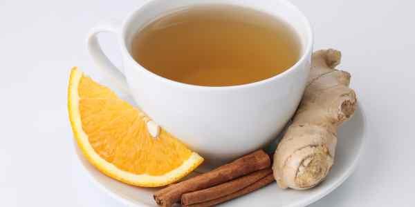 Receita : chá de gengibre com canela, casca de abacaxi e laranja como fazer em casa , novidades online brasil saúde