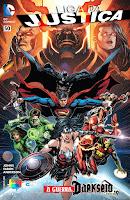 Os Novos 52! Liga da Justiça #50