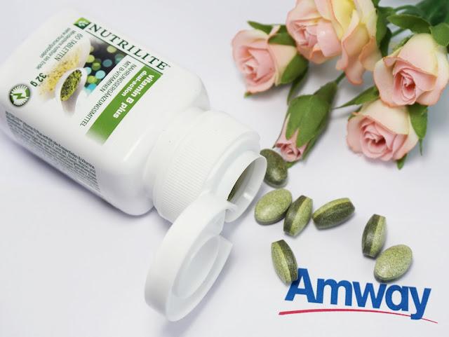 NUTRILITE - Vitamin B plus mit Zweifachwirkung Amway