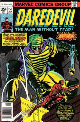 Daredevil #150, Paladin