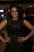 Wamiqa Gabbi in a sleeveless Black Designer Transparent Gown at 64th Jio Filmfare Awards South ~  Exclusive 103.JPG