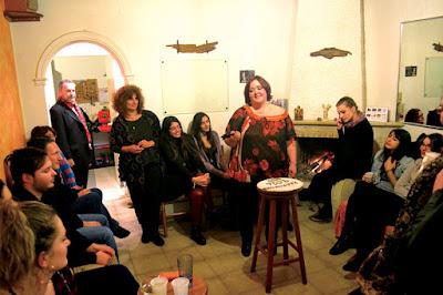 Η κοπή της πρωτοχρονιάτικης πίτας σε παραρτήματα της Νέας Ακρόπολης (ΚΕΡΚΥΡΑ)