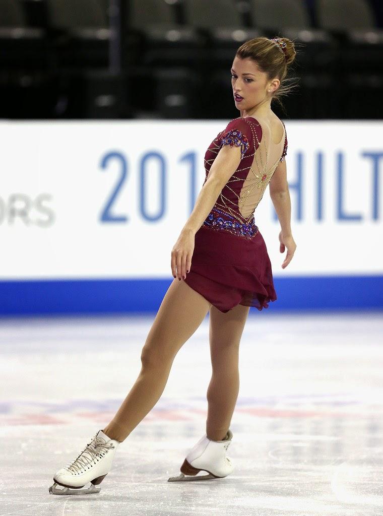 Ice Style 2014 Skate America Figure Skating Costumes