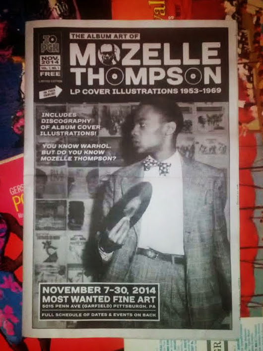 Special Promotions For The Mozelle Thompson Retrospective at Most Wanted Fine Art