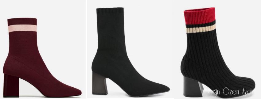 Çorap Botlar