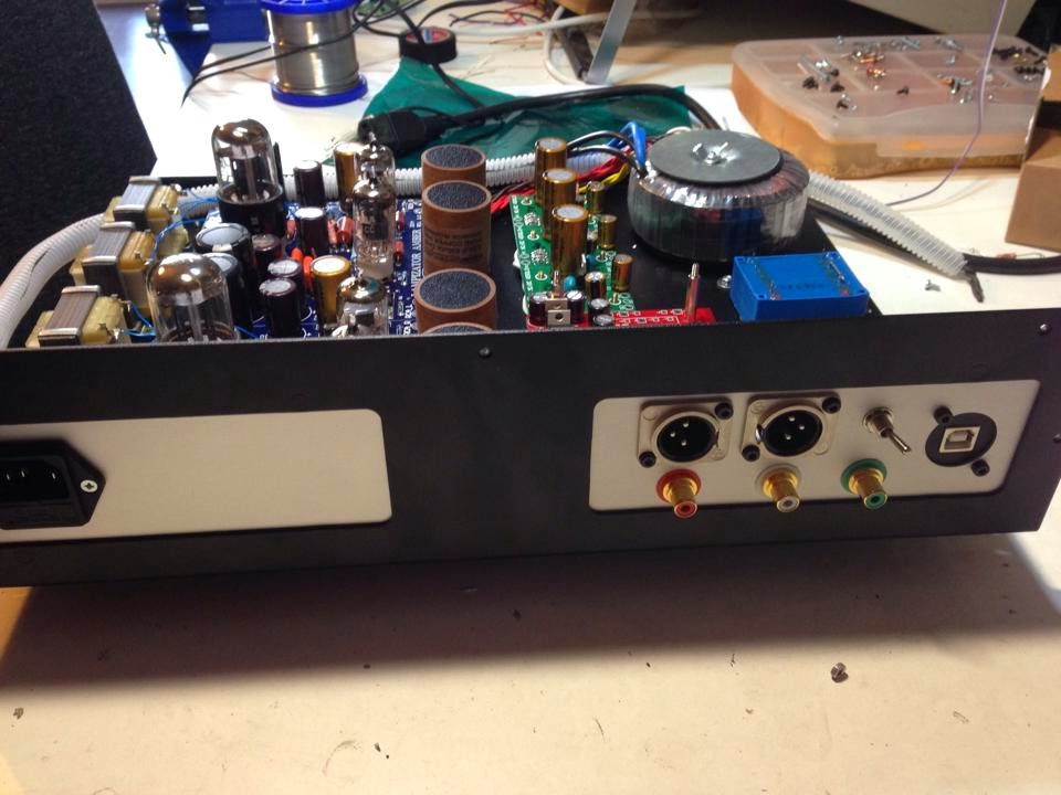 Mono And Stereo High End Audio Magazine Lampizator Amber