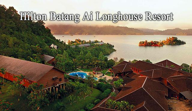 Hilton Batang Ai Longhouse Resort Sarawak