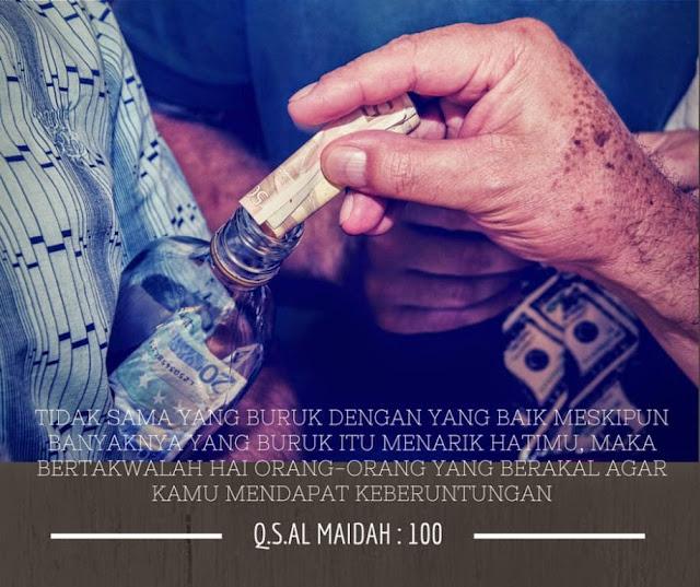 Carilah Rejeki Yang Halal Meski Hanya Setetes, Inilah Harta Yang Berkah Dalam Islam