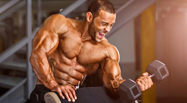 اهم عناصر الضخامه العضليه هو الحرق السريع للدهون .