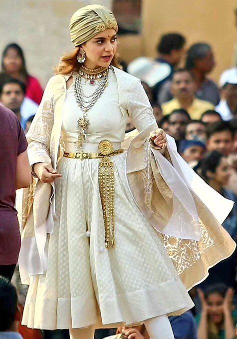 Manikarnika The Queen Of Jhansi First Look 1