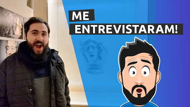 Dionatan Simioni Entrevista
