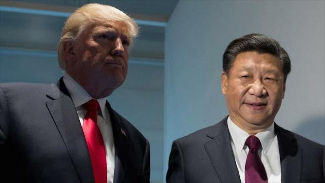 """China podría """"cancelar"""" diálogos con EEUU tras amenazas de Trump"""