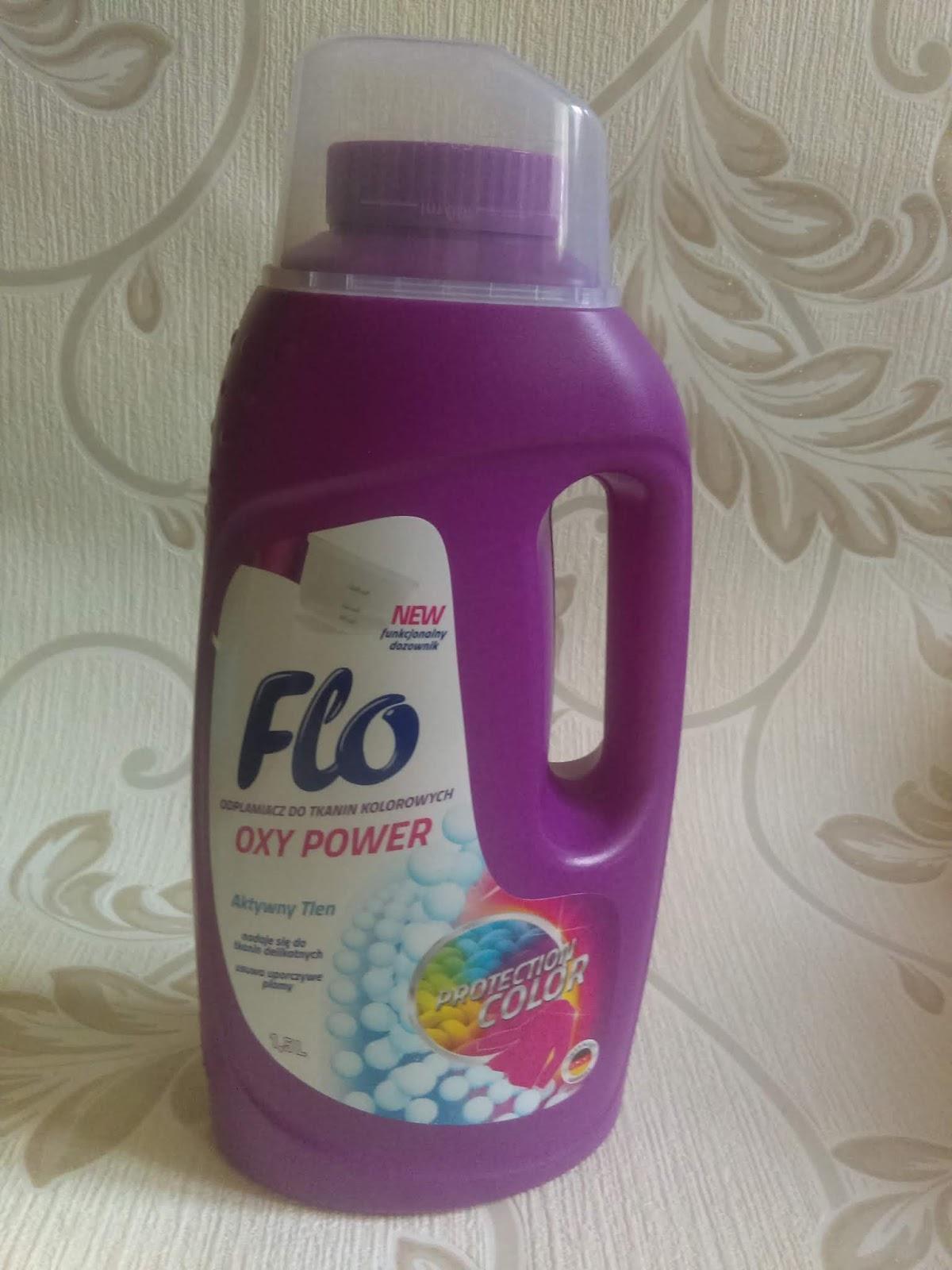 odplamiacz Flo