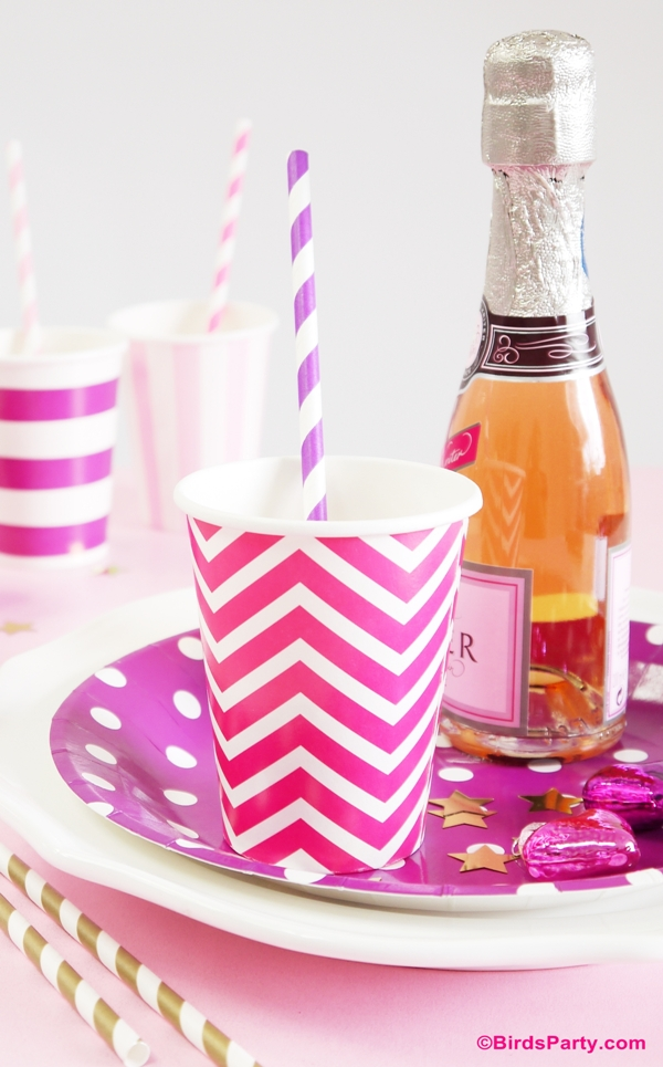 Party printables, crafts, recipes and party ideas blog - BirdsParty.com