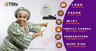TSTv Channel List in Nigeria