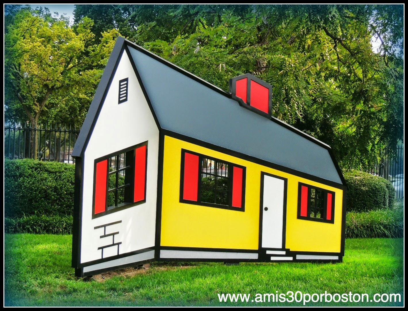 Casa I Lichtenstein