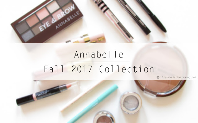 Annabelle Cosmetics Collection Haul
