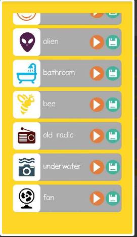 Screenshot_4 Voice Changer Full 1.7 - Fun Android Sound Change Apps