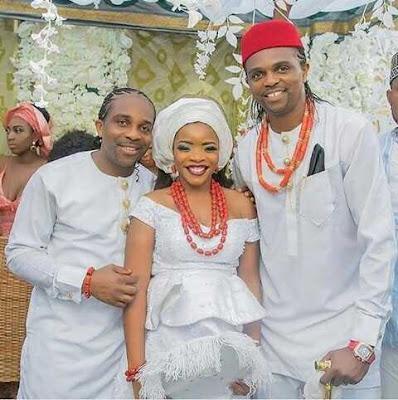 Nwankwo Kanu, MC Galaxy & More at Laura Ikeji & Ogbonna Kanu's Traditional Marriage