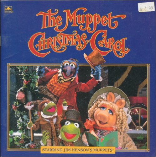 A Muppet Christmas Carol Movie Night: From A Sometimes Writer: Advent: General Christmas