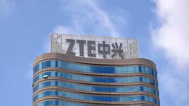 ZTE, Trump, China