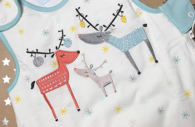 The Gro Company Reindeer Family GroBag Review