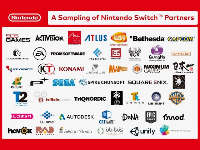 Declaraciones de Take Two y EA en relación a Switch