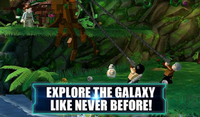 Game LEGO® Star Wars™: TFA android