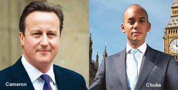 Meet Nigerian man who may become first black British PM