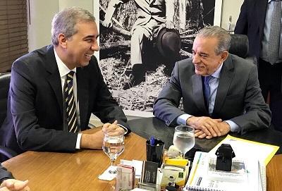 Goiânia: Prefeitura e Estado assinam convênio para continuação da Leste-Oeste