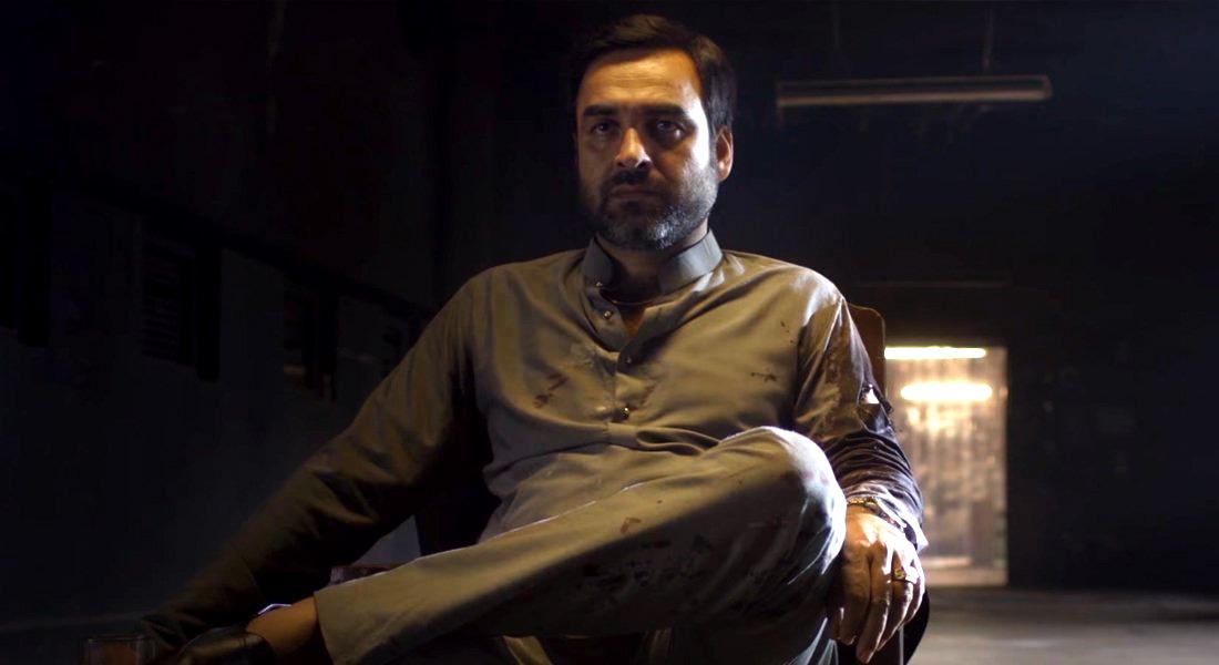 popular indian web series - Pankaj Tripathi as Kaleen Bhaiyya in Mirzapur