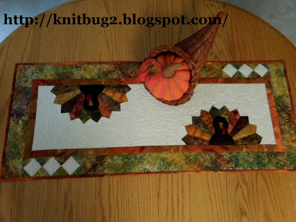 Vicki s Crafts and Quilting: Gobble It Up pattern is ready