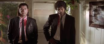 karate kiba pulp fiction
