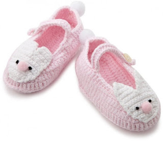 Awesome Collection of Crochet Slippers for Newborn Babies