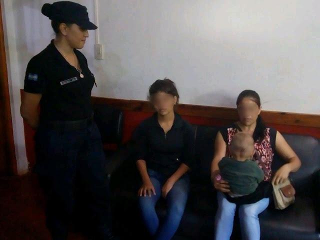 POSADAS : Localizaron a joven madre y su bebé que eran buscados