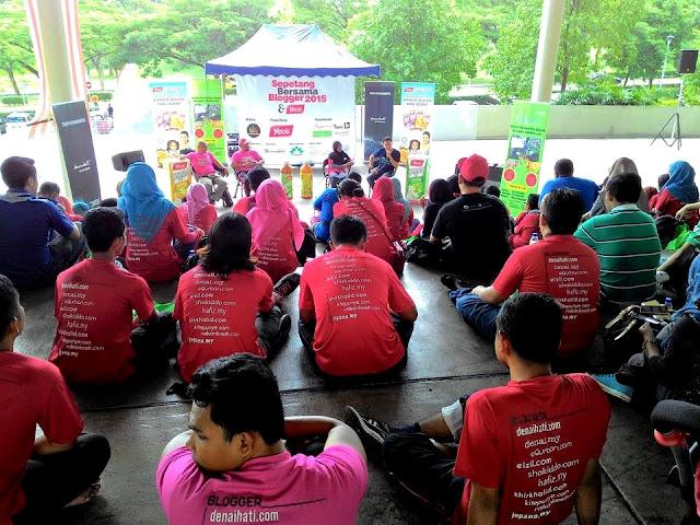Sepetang Bersama Blogger & Yeos 2015