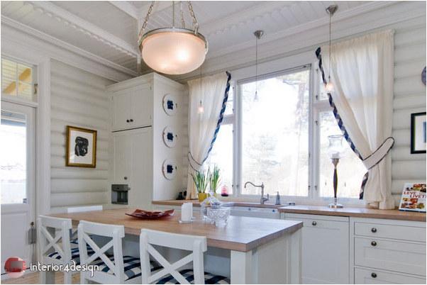 Elegant Kitchen Curtains 20