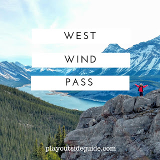 west wind pass, kananaskis