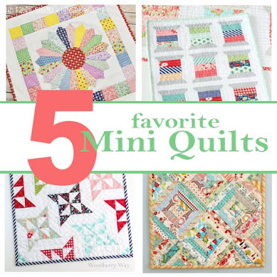 Favorite Mini Quilts