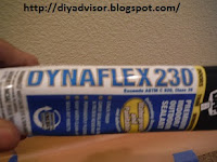 Dynaflex 230 is an affordable indoor and outdoor sealant