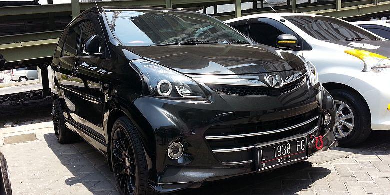 Modifikasi Mobil Avanza Di Medan